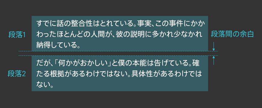 paragraph_space